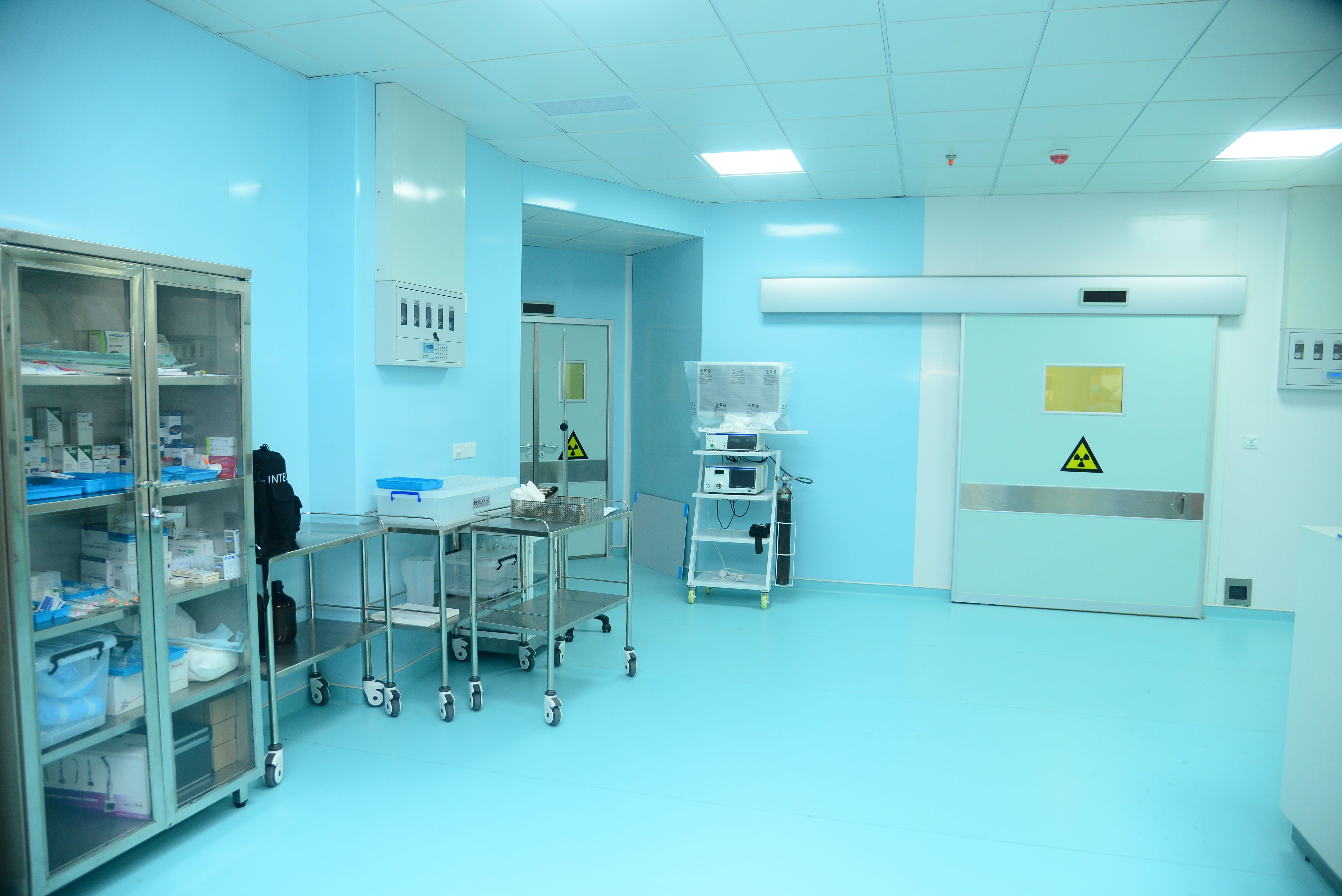Asiri Hospital Critical Care Unit