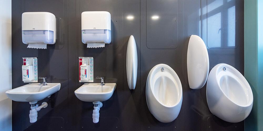 IPS System Urinals