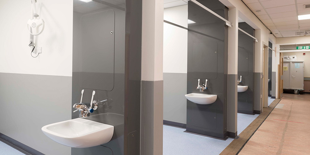 Harrogate Hospital IPS Units